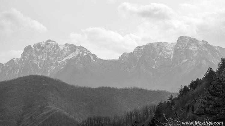 По дороге в Сараево, путешествие по Боснии