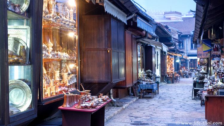Сараево, путешествие по Боснии и Герцеговине