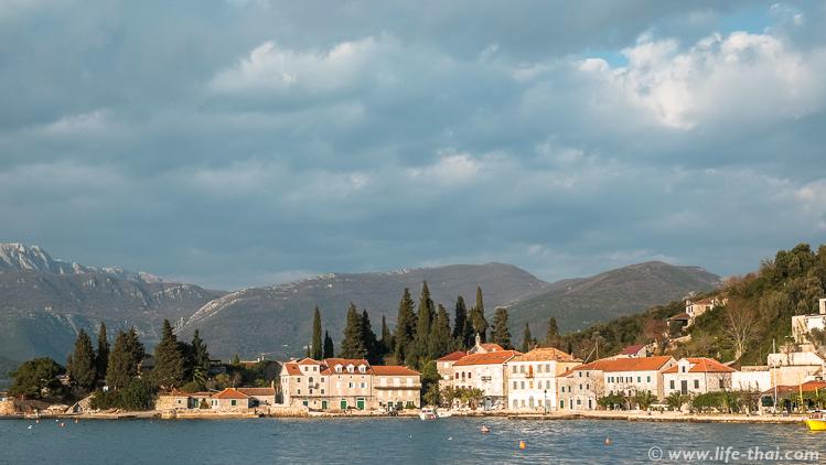 Росе, Черногория