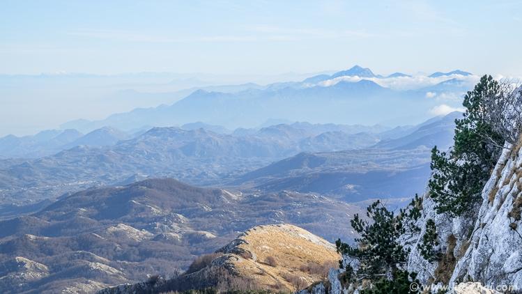 Ловчен, Черногория