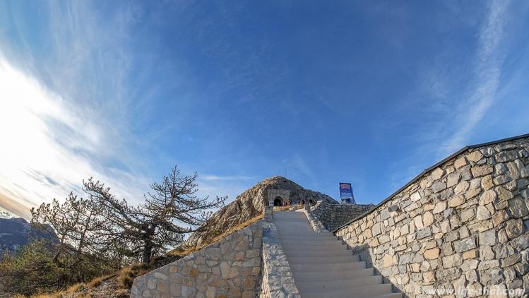 Мавзолей на Ловчене, Черногория