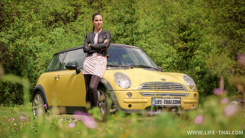 Аренда авто в Черногории - Mini Cooper