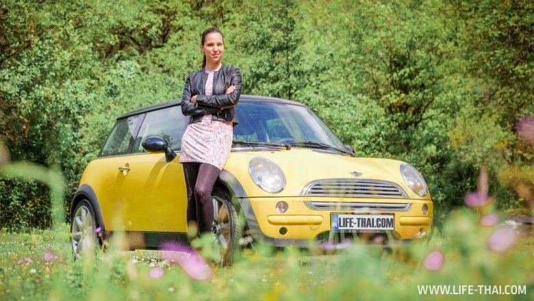Как я арендовала желтый Mini Cooper в Черногории