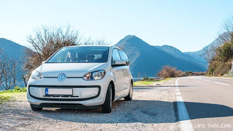 Прокат авто в Будве, Черногория. Цены и условия проката