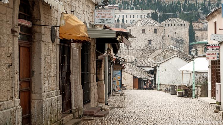Старый город в Мостаре