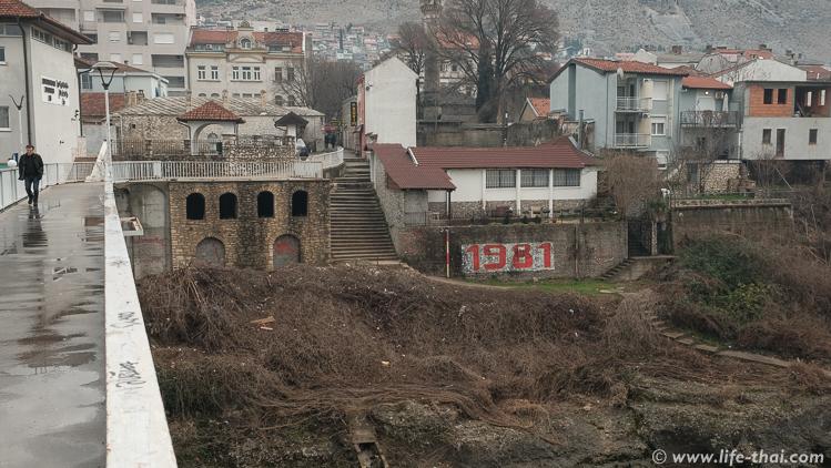 Мост в Мостаре, Босния и Герцеговина