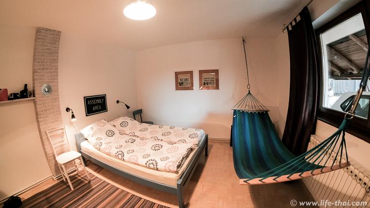 Обзор квартиры в Сараево, отзыв airbnb