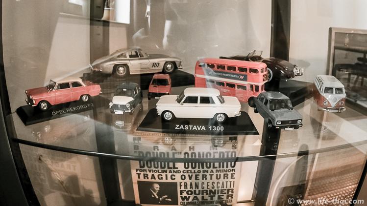 Коллекция машинок, Сараево