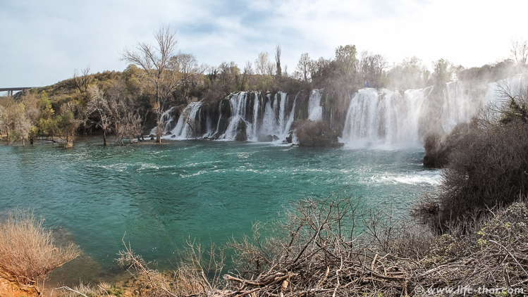 Водопад Кравице, Босния и Герцеговина