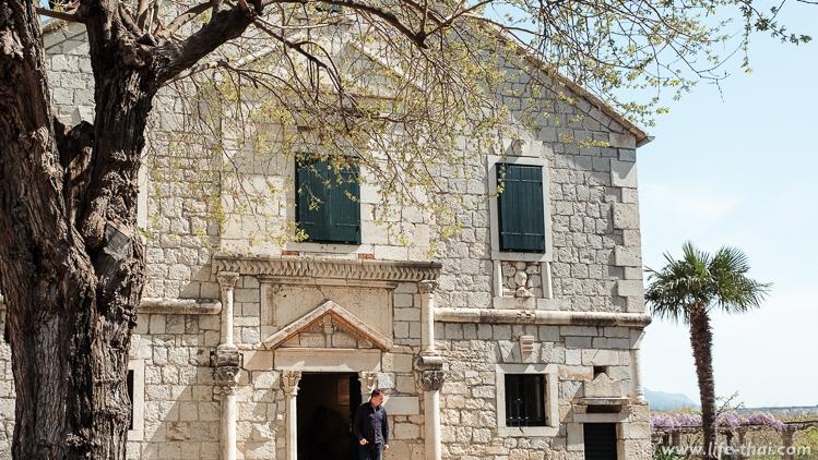 Руины Салоны, Сплит, Хорватия