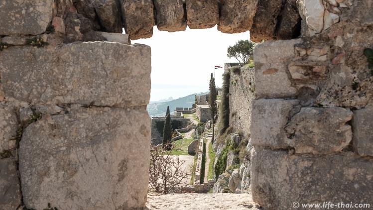 Крепость Клис в Хорватии, Сплит