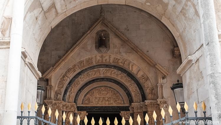 Кафедральный собор в Трогире