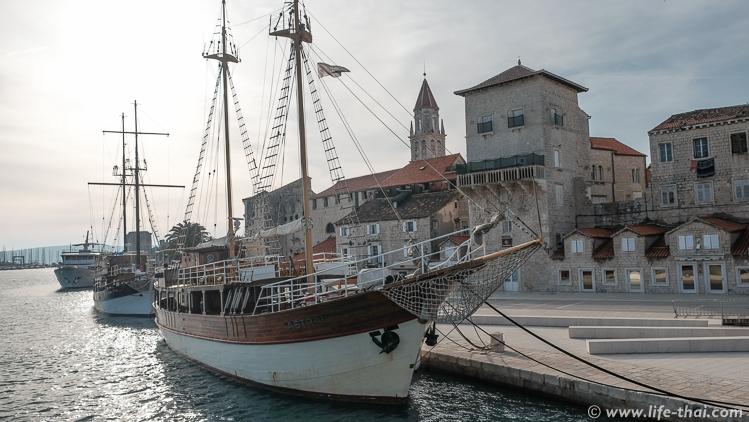 Трогир, Сплит, Хорватия