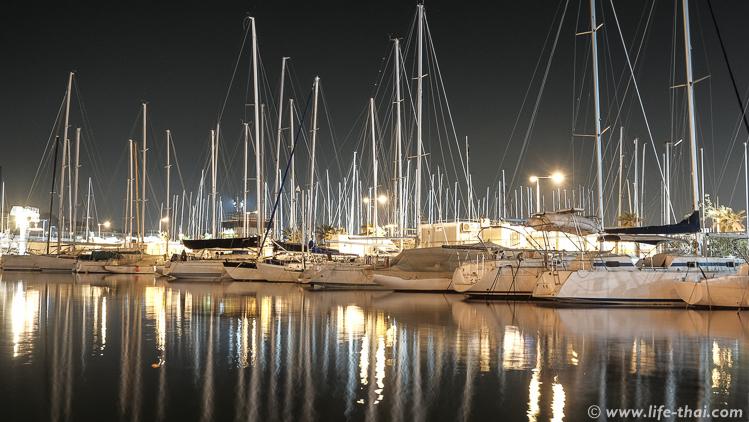 Яхты, Сплит, Хорватия