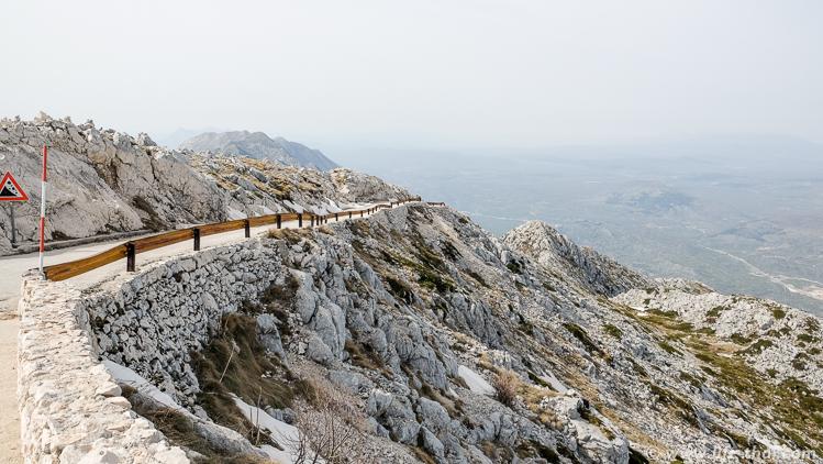 Вершина, Биоково, Хорватия