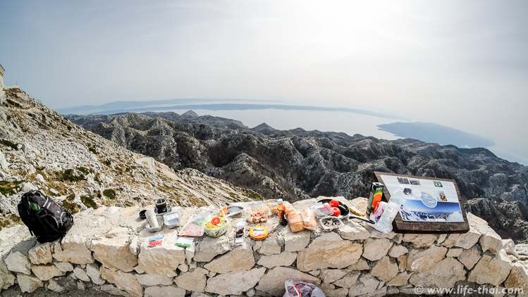 Гора Свети Юре, Нац. парк Биоково, Хорватия