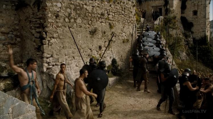 Игра престолов, Миэрин, крепость Клис