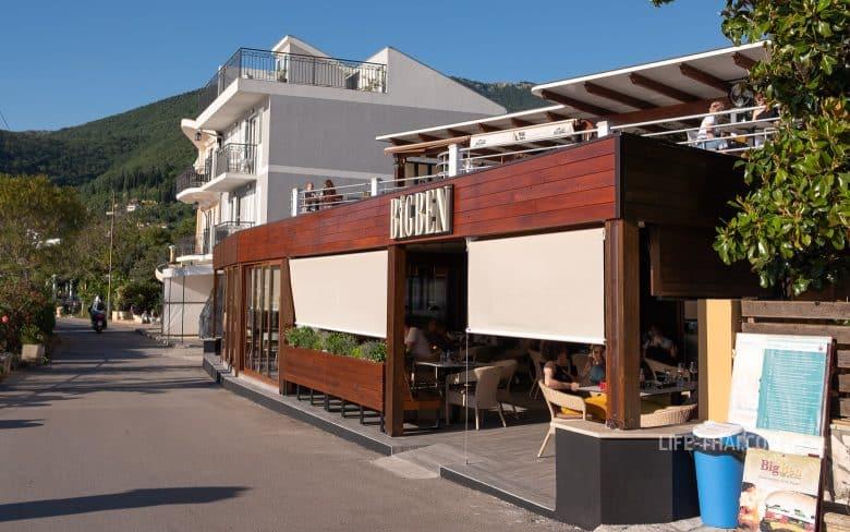 Где поесть вкусно и недорого в Тивате