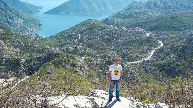 Весна в Черногории
