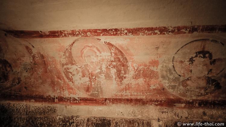 Иконы в форте Врмац