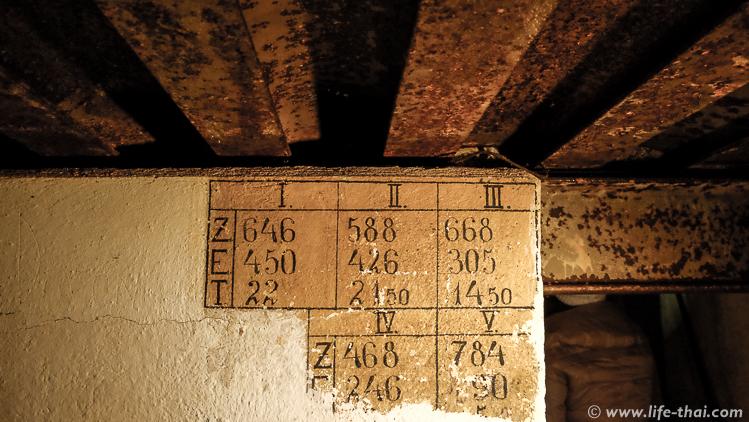 Третий этаж крепости Врмац, Черногория