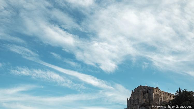 Монастырь Ставровуни, Ларнака, Кипр