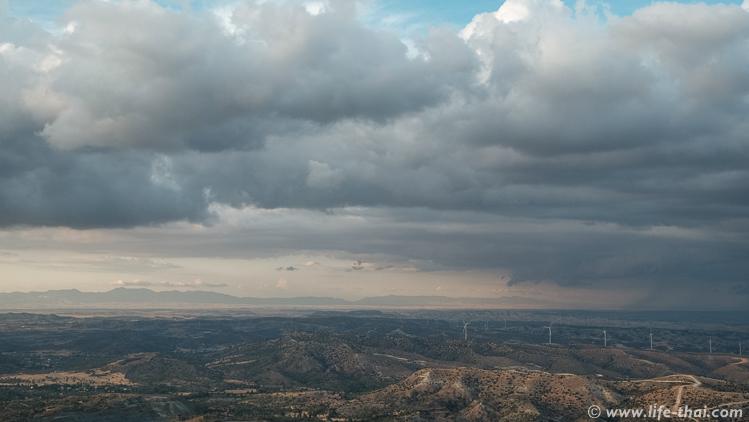 Кипрские пейзажи
