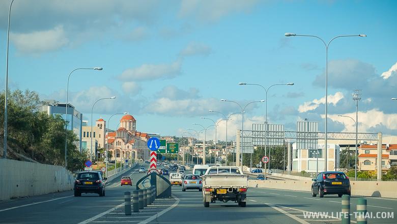 Дороги на Кипре: путешествуем на авто по острову