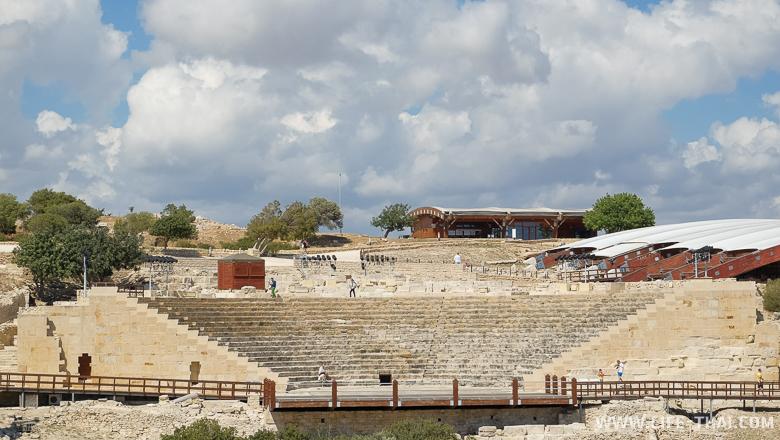 Куприон, достопримечательности Кипра