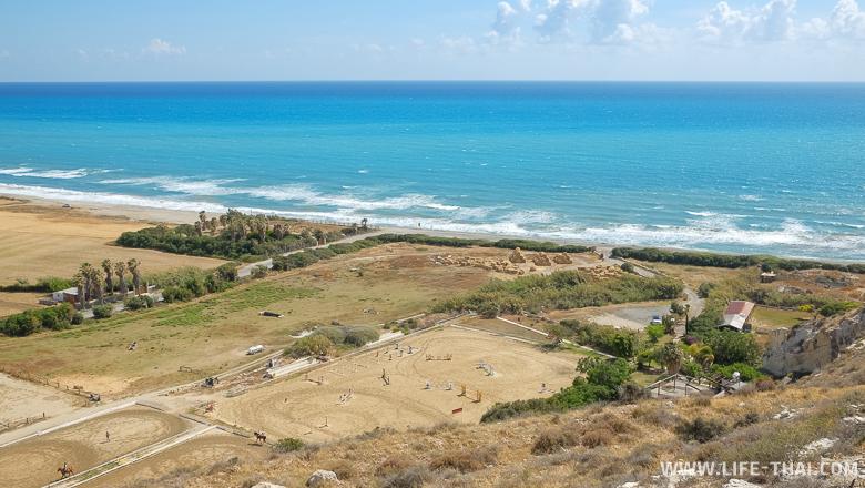 Пейзаж, Кипр