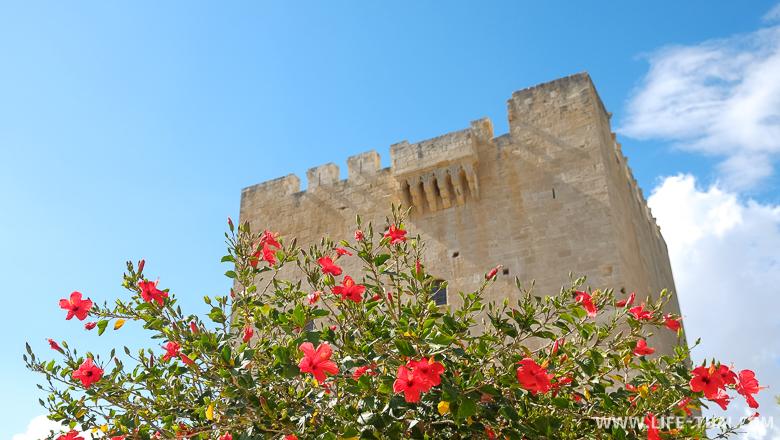 Лимассольская крепость, достопримечательности Кипра