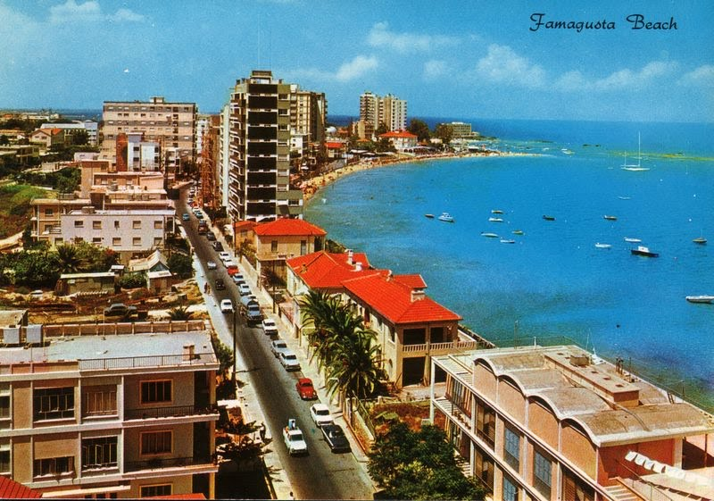 Район Вароша на Кипре до 1974 года