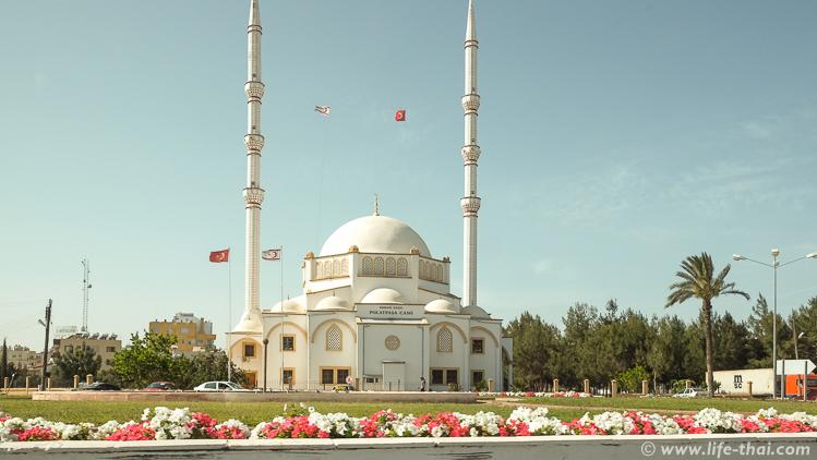 Мечеть на Северном Кипре