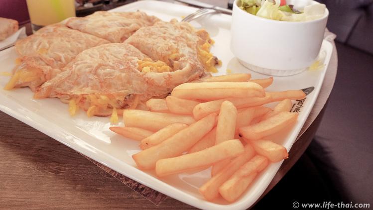 Еда на Северном Кипре