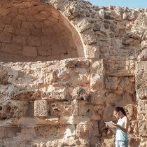 Руины Саламина, Северный Кипр