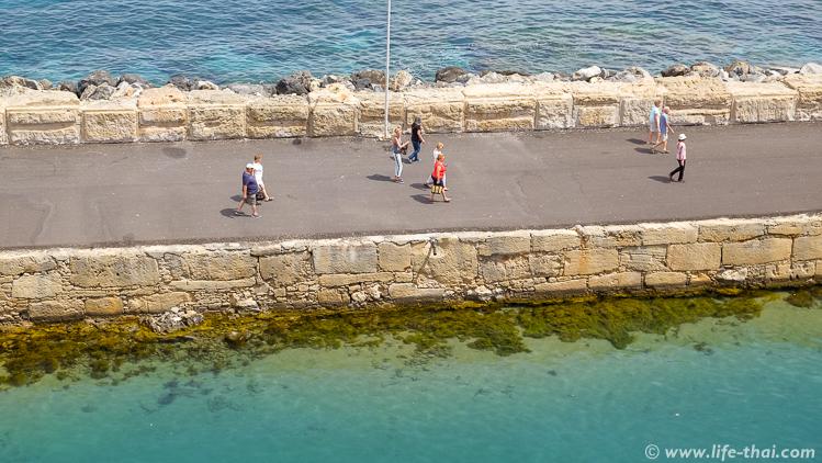 Северный Кипр, море и люди