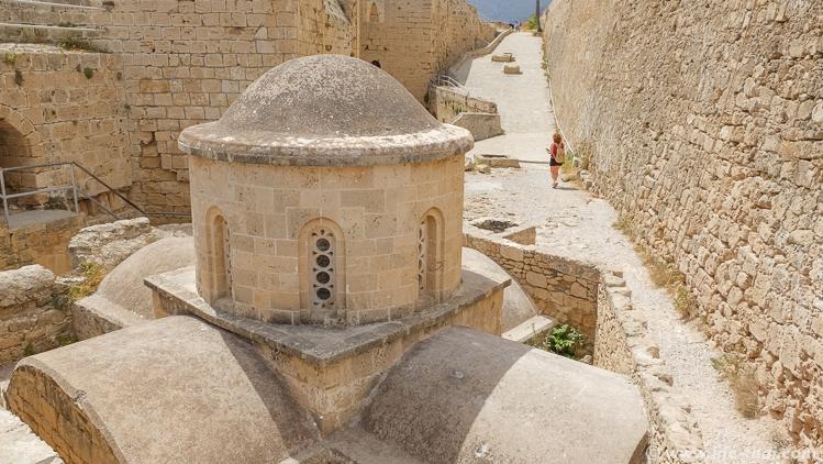 Киренийский замок, Кирения, Северный Кипр