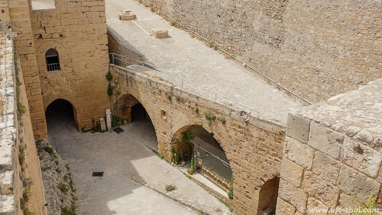 Киренийский замок, достопримечательности, Северный Кипр