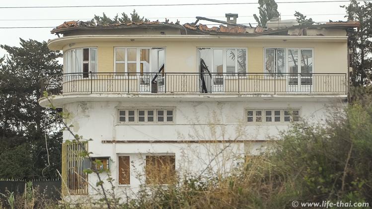 Заброшка на Северном Кипре