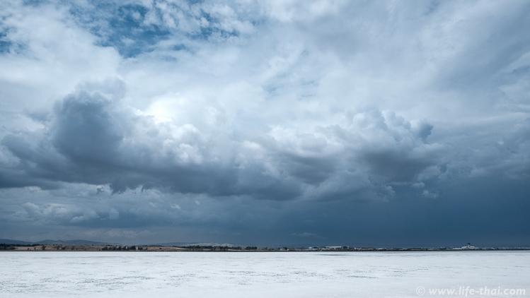 Что посмотреть на Кипре: солёные озёра Ларнаки