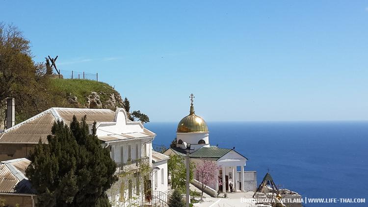 Балаклавский Свято-Георгиевский монастырь, Крым