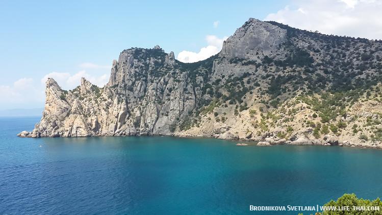 Новый Свет. Автопутешествие по Крыму
