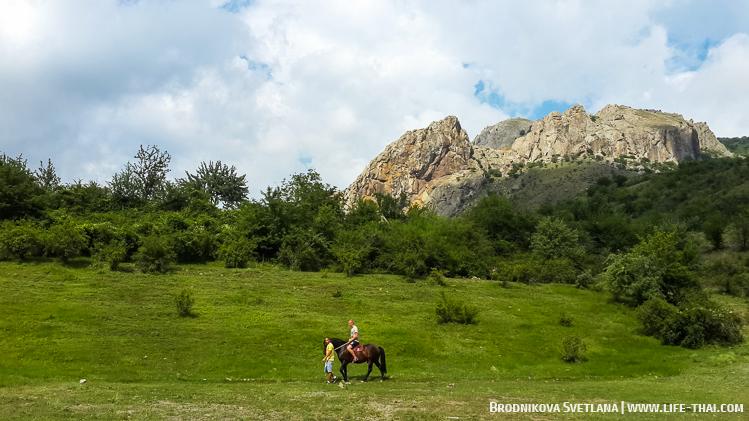 Зеленогорье, путешествие на машине по Крыму