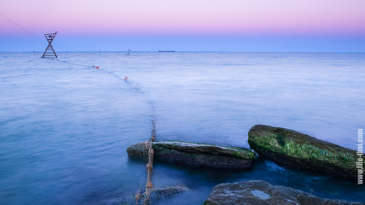 Закат в Керчи, Крым, фото