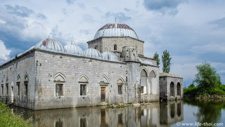 Свинцовая мечеть в Шкодере, Албания