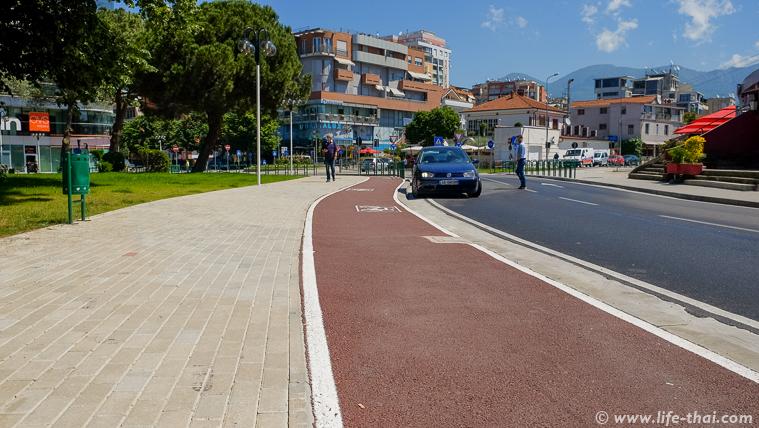Тирана, столица Албании