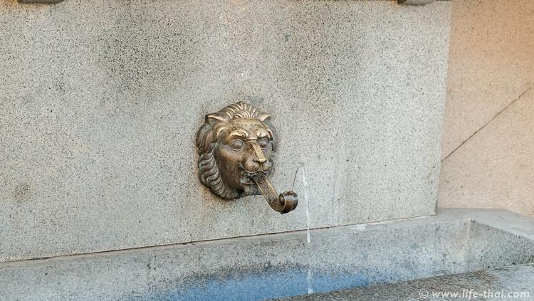 Питьевые фонтанчики, Болгария