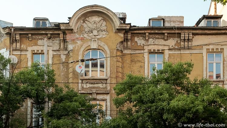 Здание в Софии, Болгария