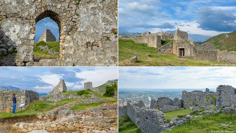 Крепост Леже в Албании, достопримечательности