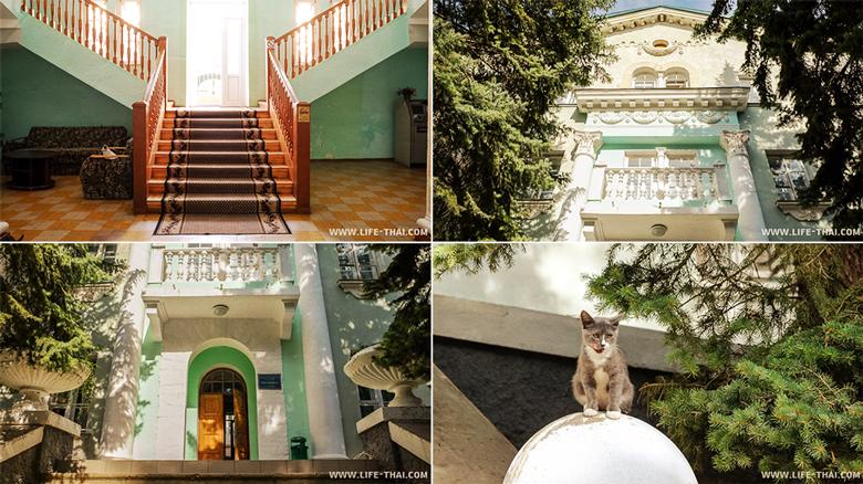 Научный, путешествие по Крыму на машине
